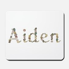 Aiden Seashells Mousepad