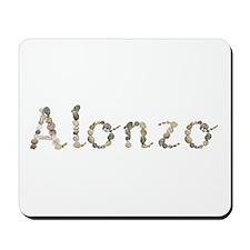 Alonzo Seashells Mousepad