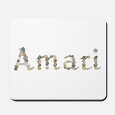 Amari Seashells Mousepad