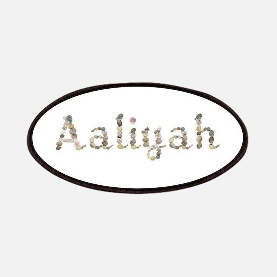 Aaliyah Seashells Patch