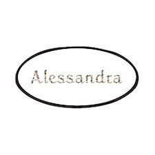 Alessandra Seashells Patch