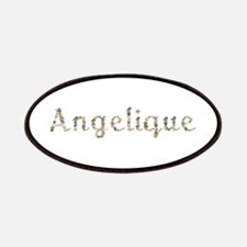 Angelique Seashells Patch