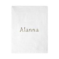 Alanna Seashells Twin Duvet