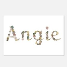 Angie Seashells Postcards 8 Pack