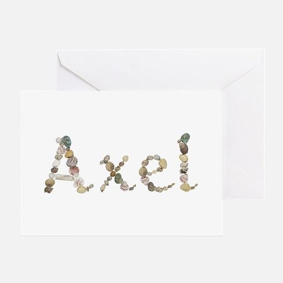 Axel Seashells Greeting Card