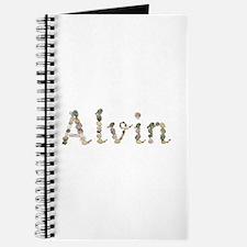 Alvin Seashells Journal