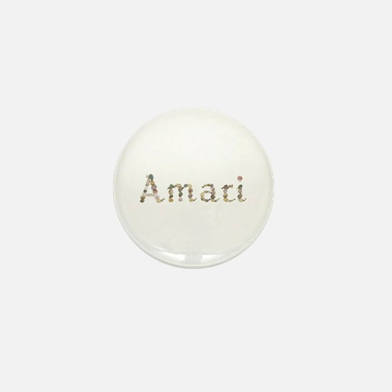 Amari Seashells Mini Button