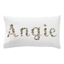 Angie Seashells Pillow Case