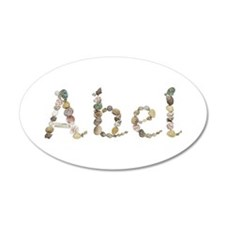 Abel Seashells Wall Decal