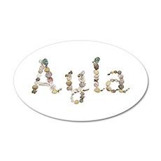 Ayla Seashells Wall Decal