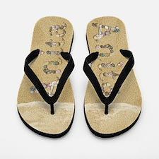 Anita Seashells Flip Flops