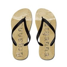 Bryanna Seashells Flip Flops