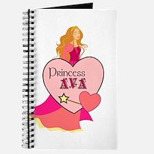 Princess Ava Journal