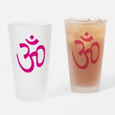 Unique I love yoga Drinking Glass