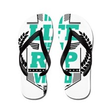 My Life is a Rap Video Flip Flops