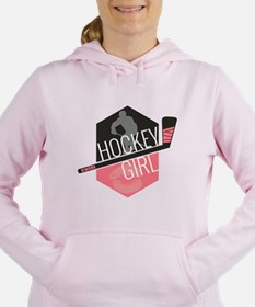 hckygirl Women's Hooded Sweatshirt
