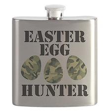 Easter Egg Hunter Flask