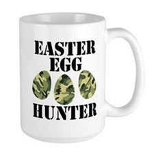 Easter Egg Hunter Mugs