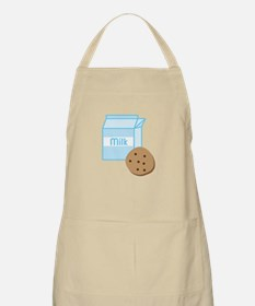 Cookie & Milk Apron