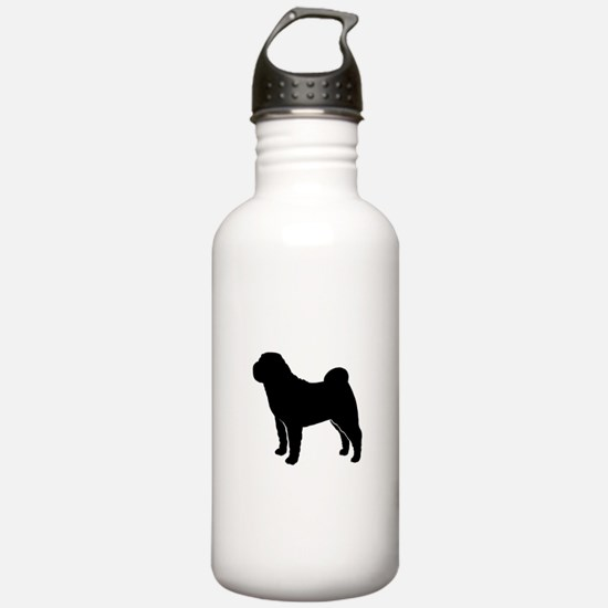 Shar-Pei Water Bottle