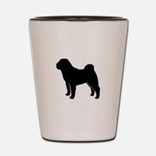 Shar-Pei Shot Glass