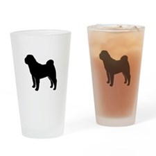 Shar-Pei Drinking Glass