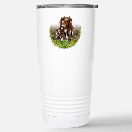 Cow And Calf Mug Mugs