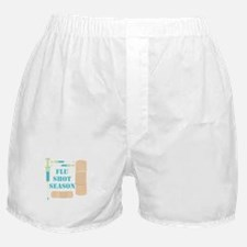 Flu Shot Boxer Shorts