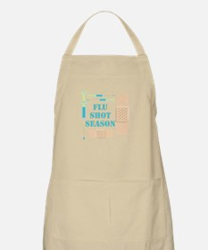 Flu Shot Apron