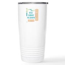 Flu Shot Travel Mug