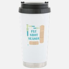 Flu Shot Travel Mug