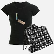 Shot & Band Aid Pajamas