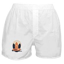 Surfs Up Boxer Shorts