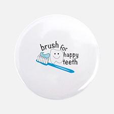 Happy Teeth Button