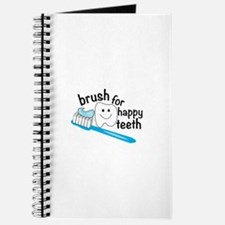 Happy Teeth Journal