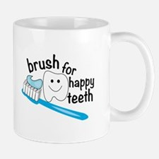 Happy Teeth Mugs
