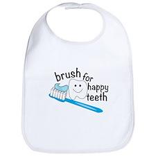 Happy Teeth Bib