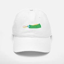 Tooth Brush & Paste Baseball Baseball Baseball Cap