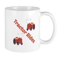Tractor Rides Mugs