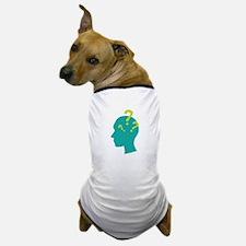 Question Man Dog T-Shirt
