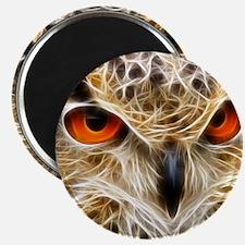 """Owl Eyes 2.25"""" Magnet (10 pack)"""