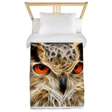 Owl Eyes Twin Duvet
