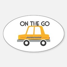 On The Go Decal