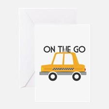 On The Go Greeting Cards