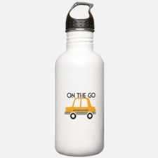 On The Go Water Bottle
