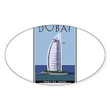 Unique United arab emirates Decal
