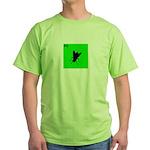 iPod Design iFly Green T-Shirt