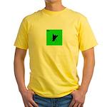 iPod Design iFly Yellow T-Shirt