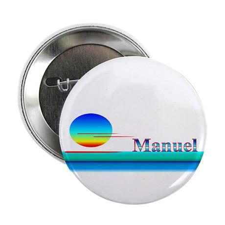 """Manuel 2.25"""" Button (10 pack)"""