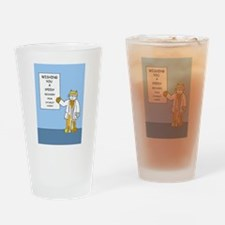 Wishing you a speedy recovery from  Drinking Glass